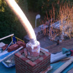 chimney liner and flue repairs