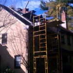 chimney maintenance for old houses is important!