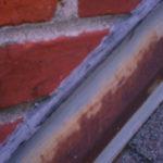 rust on flashing