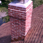 a historic chimney repair