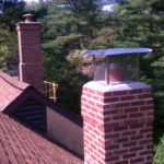 chimney damper installation