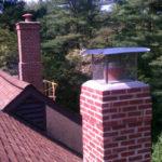 chimney damper installation