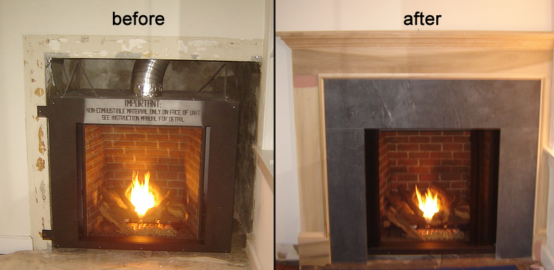 rx dk diy196004 surround - How To Build A Fireplace Surround
