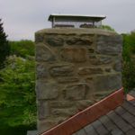 waterproofing a chimney the right way!