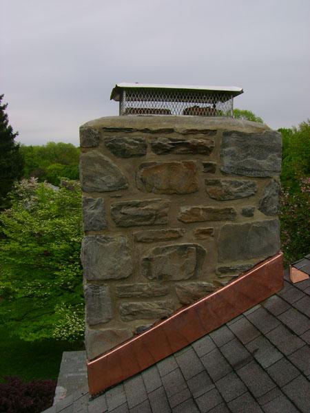 Chimney Waterproofing Repair