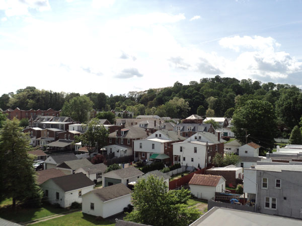 Nice Views From All Over Southeastern Pa Rooftops Antrim