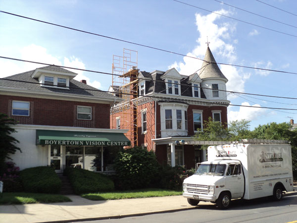Royersford Pa Chimney Sweep And Historic Chimney Repair