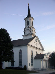 Historic Bally, Pennsylvania Church