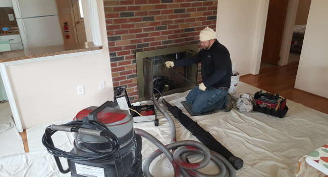 Professional Chimney Sweeping and Inspection