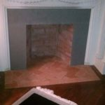 West Chester Victorian Fireplace Example